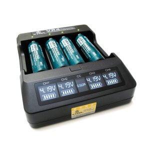 Batteries & Lights