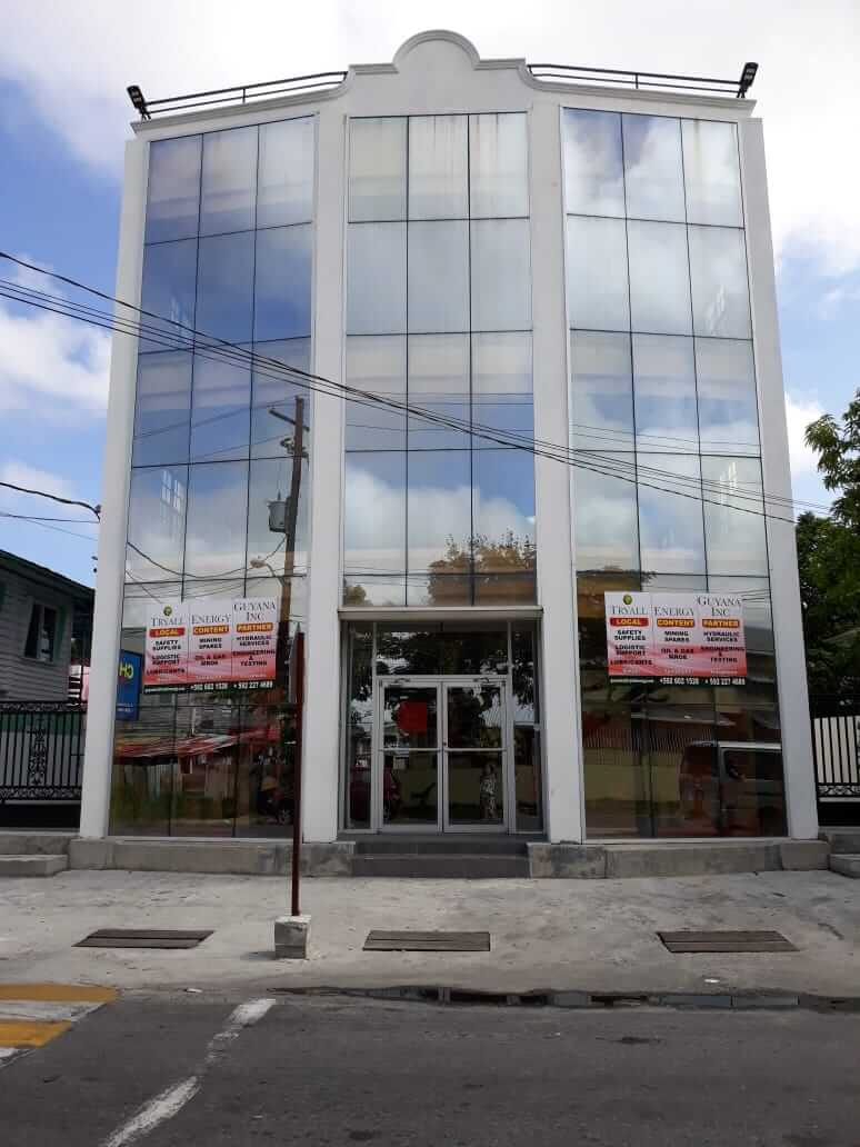 Guyana Office Front