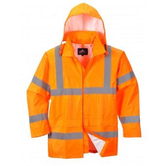 Hi Vis Rain Jacket, Class 3