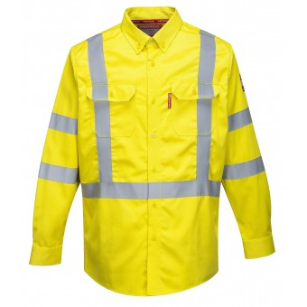 High Visibility Flame Resistant Shirt