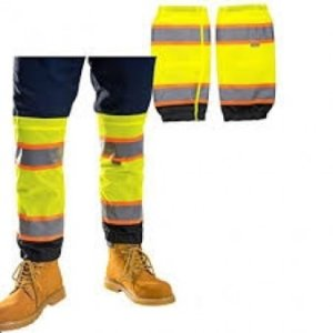 High Visibility Two Tone Leg Gaiters