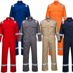 Flame Resistant 88/12 Coverall, PFR94
