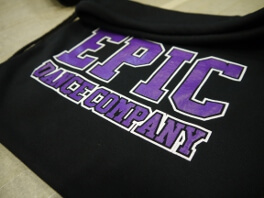 Screen Print T Shirt