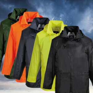 Industrial Classic Rain Jacket
