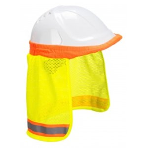 High Visibility Neck Shield