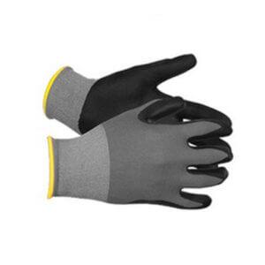 N100 Nitrile Coated Nylon Knit Gloves