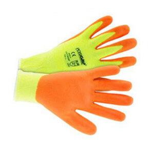 Hi-Viz HPPE Nitrile Foam Palm