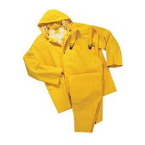 Three-Piece Rain Suit