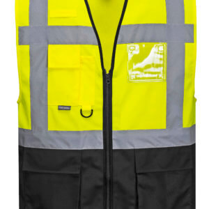 Trelawny Executive Safety Vest, PC476