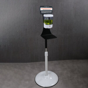 Automatic Touchless Hand Sanitizer Station w Floor Stand, HSD203