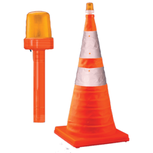 320197 Collapsible Traffic Cone