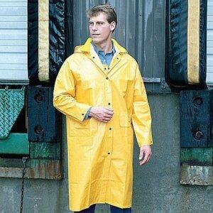 MCR Safety 200C Classic Series 49″ Raincoat – Yellow